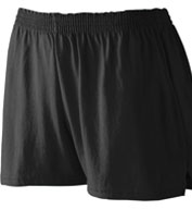 Ladies Junior Fit Trim Fit Jersey Short