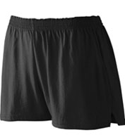 Custom Girls Trim Fit Jersey Short