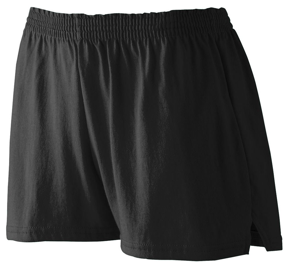 Girls Trim Fit Jersey Short