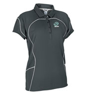 Custom Womens Team Prestige Polo by Russell Athletic