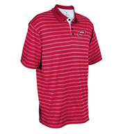Custom Team Dynasty Mens Striped Polo
