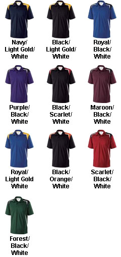 Adult Catalyst Polo by Holloway - All Colors