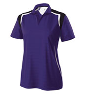 Ladies Catalyst Polo by Holloway