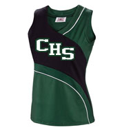 Teamwork Womens Aerial Cheer Shell