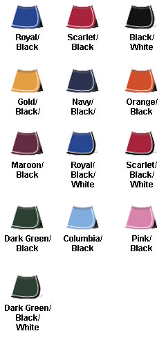Teamwork Girls Aerial Cheer Skirt - All Colors