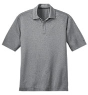 Custom Nike Golf Dri-FIT Heather Polo Mens