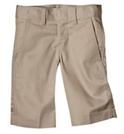Boys Flat Front Flexwaist Short