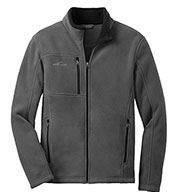 Custom Eddie Bauer® Adult Full-Zip Fleece Jacket Mens