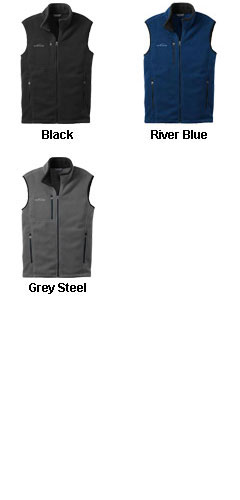 Eddie Bauer� Full Zip Fleece Vest - All Colors
