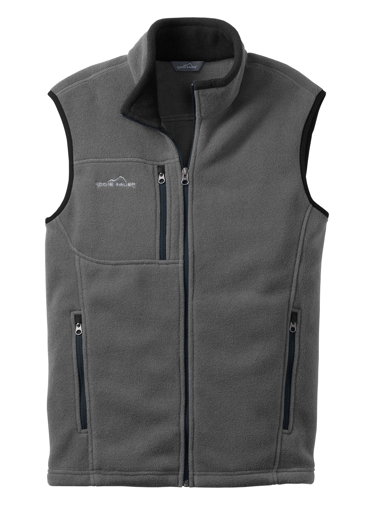 Eddie Bauer� Full Zip Fleece Vest