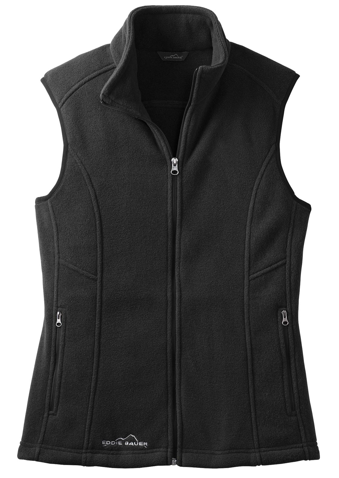 Eddie Bauer® Ladies Full-zip Fleece Vest