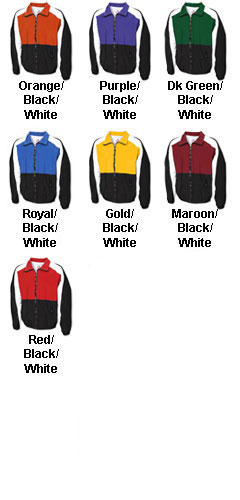 The Hampton Youth Warm-Up Jacket - All Colors