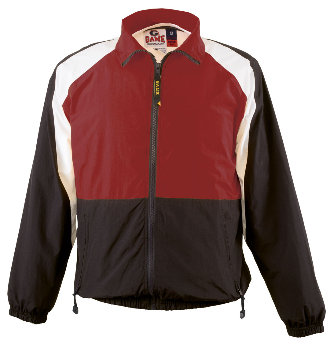 The Hampton Adult Warm-Up Jacket