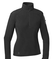 Custom First Ascent® Ladies Cloud Layer® 1/4 Zip Pullover