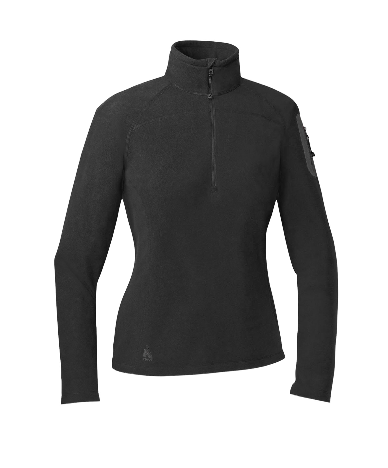 First Ascent® Ladies Cloud Layer® 1/4 Zip Pullover