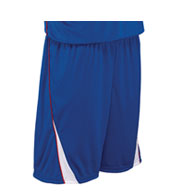 Custom Teamwork Youth Finger Roll Reversible Basketball Short