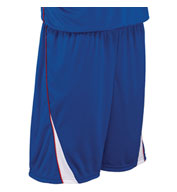 Custom Teamwork Adult Finger Roll 11 Inch Reversible Basketball Short