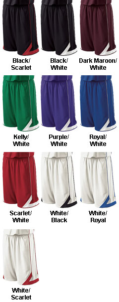 Holloway Ladies Carthage Short  - All Colors
