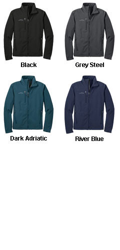 Eddie Bauer� Mens Soft Shell Jacket - All Colors