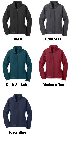 Eddie Bauer® Ladies Soft Shell Jacket - All Colors