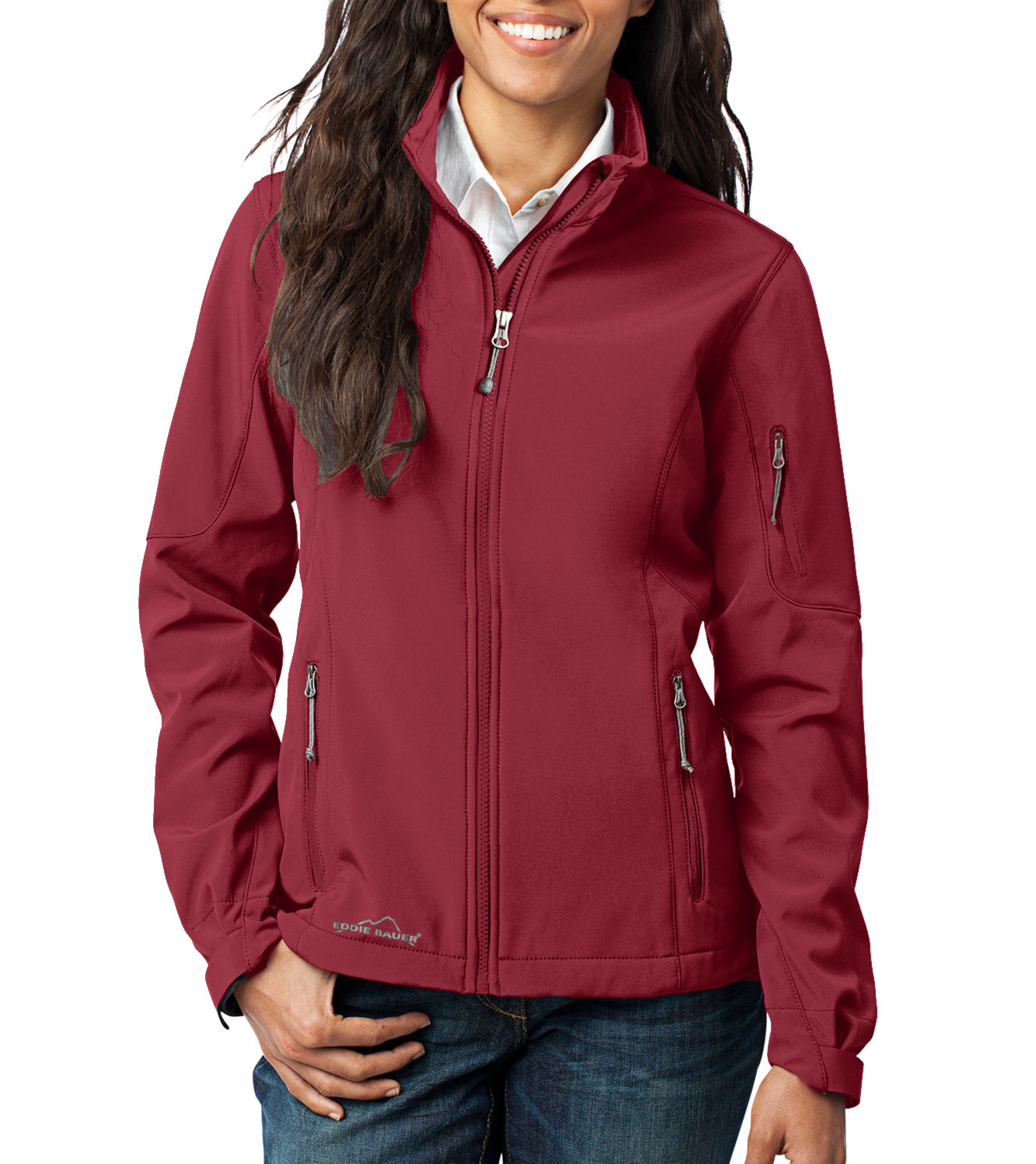 Eddie Bauer� Ladies Soft Shell Jacket