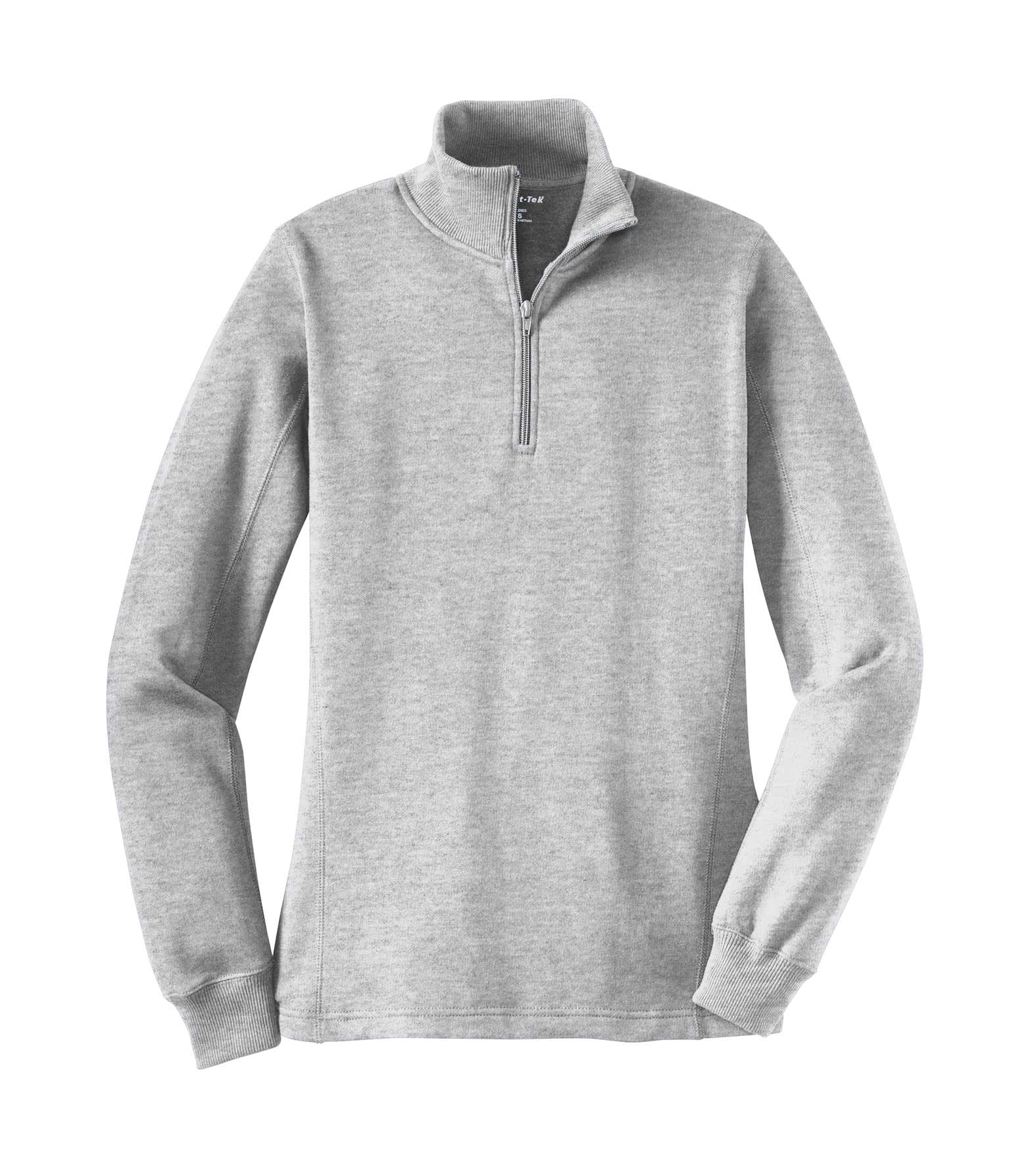Ladies Sport-Tek� 1/4 Zip Sweatshirt