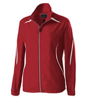 Custom Holloway Ladies Invigorate Jacket