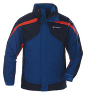 Columbia Eager Air 3-in-1 Jacket