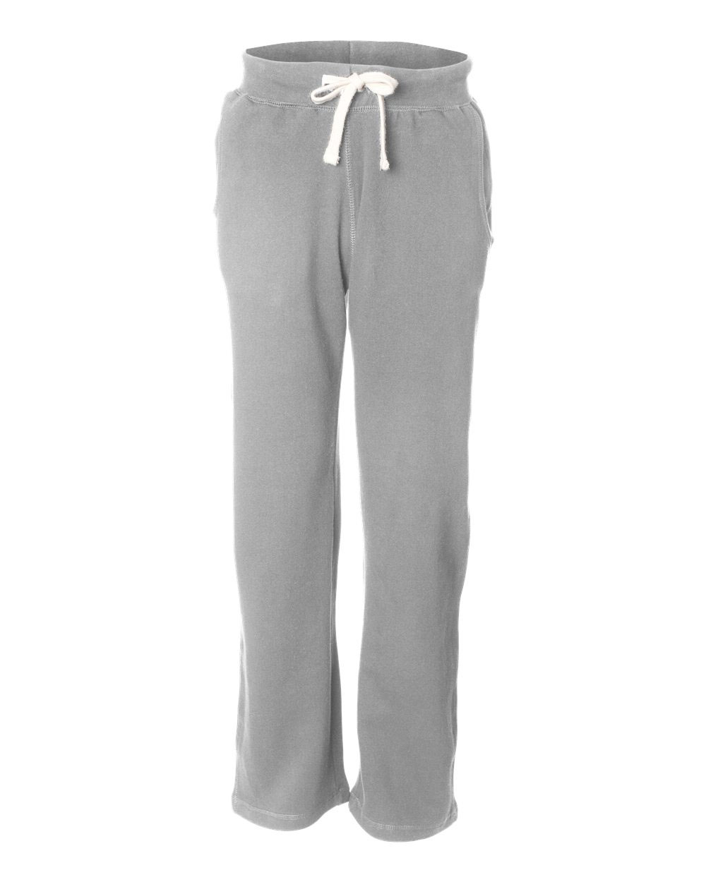 Weatherproof Cross Weave Open Bottom Sweatpants