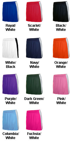 Teamwork Womens Bold Lacrosse Skirt - All Colors