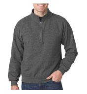 Custom Adult HeavyBlend� Vintage 1/4 Zip Cadet Collar Sweatshirt