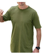 Econscious Mens Value Ringspun 100% Organic Cotton T-Shirt