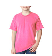 Gildan Youth Neon Solid Pigment-Dyed Tee