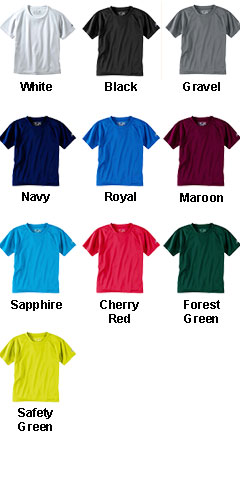 New Balance Youth Ndurance Athletic T-shirt - All Colors