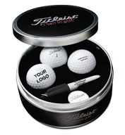 Custom Titleist Pro V1x Tin With Customizable Golf Balls