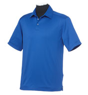 Custom Callaway Adult Jacquard Chevron Polo Mens