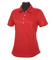 Callaway Ladies Textured Performance Polo