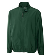 Custom Cutter & Buck Mens CB WindTec Astute Full Zip Windshirt