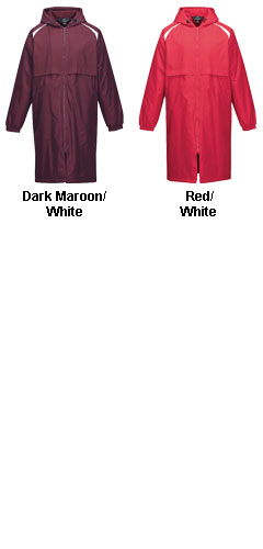 Defender Team Parka  - All Colors