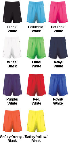 Ladies Motion Short  - All Colors