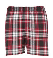 Custom Youth Classic Flannel Boxer