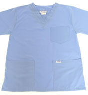 V-neck Scrub Top by Spectrum Uniforms
