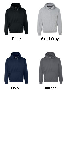 Gildan Premium Cotton Ringspun Hooded Sweatshirt - All Colors