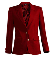 Custom Ladies Polyester Blazer