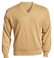 Mens  V-Neck Sweater