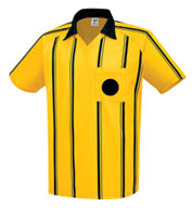 Custom Adult Dominion Short Sleeve Referee Jersey