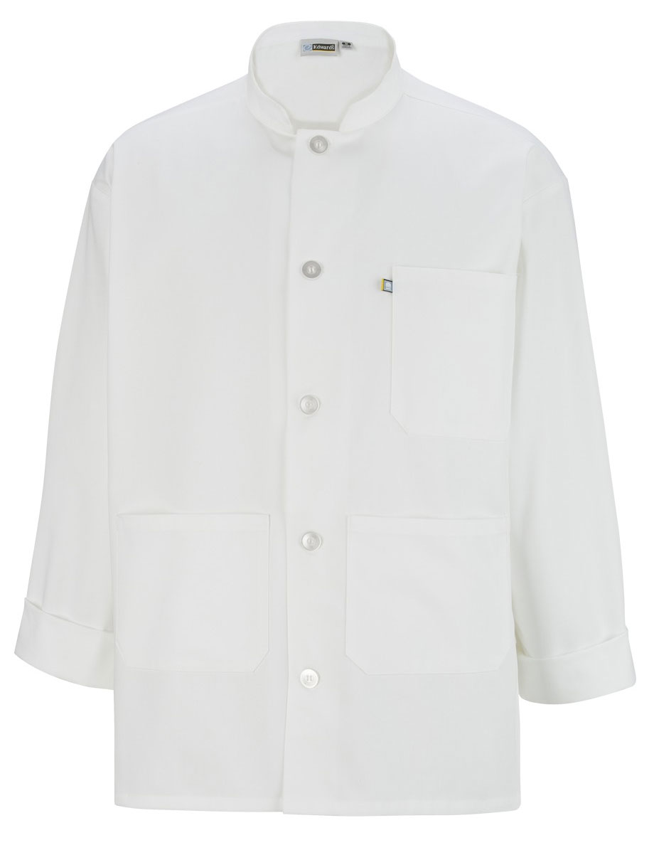 Single Breasted Server Coat
