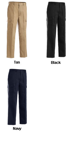 Mens Flat Front Cargo Pant - All Colors