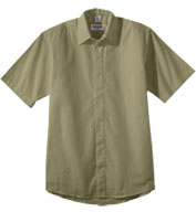 Mens Cafe Short Sleeve Shirt