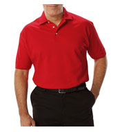 Custom Mens Short Sleeve Superblend Polo In Tall Sizes Mens